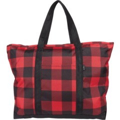 Everyday Lightweight Large Plaid Tote L.L.Bean