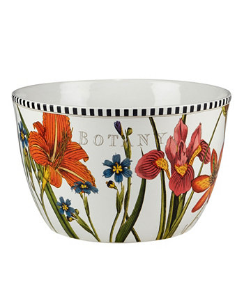 Botanical Floral Deep Bowl Certified International
