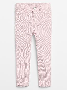 Toddler Skinny Jeans with High Stretch Gap Factory