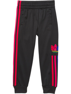 3-D Track Pants (Toddler/Little Kids/Big Kids) Adidas Originals Kids