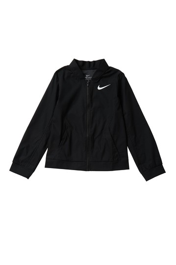 Woven Training Jacket (Big Girls) Nike