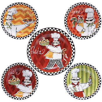 Chefs on the Go 5-Pc. Pasta Sets Certified International