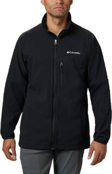 Tieton Trail Soft-Shell Jacket - Men's Big and Tall Sizes Columbia
