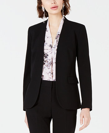 Collarless Open-Front Blazer, Created for Macy's Bar III