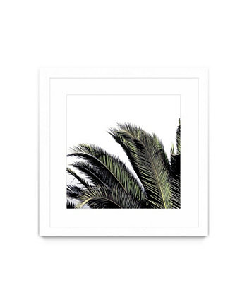 "Cape Storm Matted and Framed Art Print, 30"" x 30"" Giant Art"