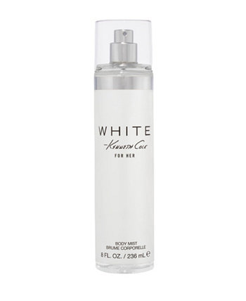 White For Her Body Mist, 8 унций Kenneth Cole