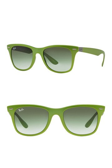 52mm Square Sunglasses Ray-Ban