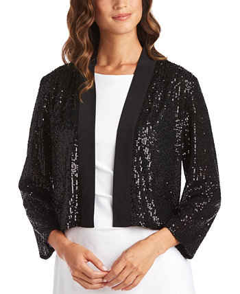 Short Sequined Jacket R & M Richards