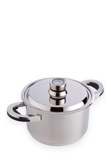 TFK 7 Quart Covered Stock Pot BergHOFF