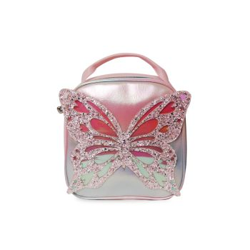 Kid's Miss Butterfly Lunch Box OMG Accessories