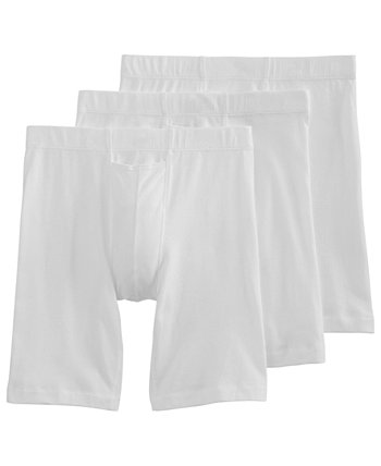 Men's 3-Pack Relaxed Cooling Comfort Midway Briefs Jockey