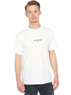 Embroidered T-Shirt Fred Perry
