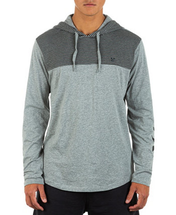 Men's OAO Blocked Long Sleeve Hoodie Hurley
