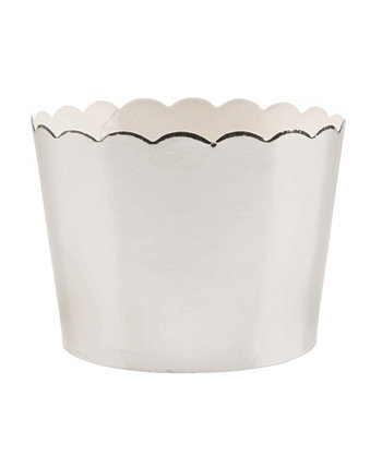 Metallic Cup Small, Pack of 50 Simply Baked