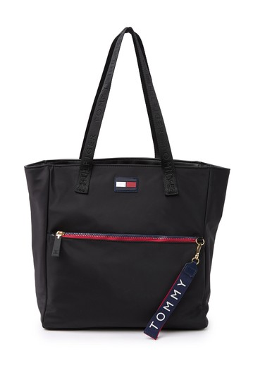 Leah Nylon Tote Tommy Hilfiger