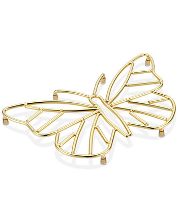 Wire Butterfly Trivet, Created for Macys Martha Stewart Collection