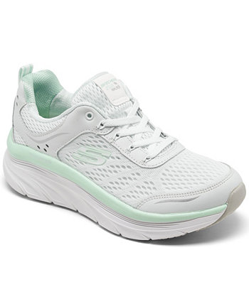 Женские кроссовки Relaxing Fit D'Lux Walker от Finish Line SKECHERS