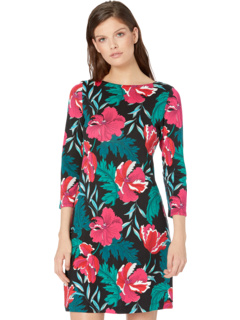 Baroque Blooms 3/4 Sleeve Dress Tommy Bahama