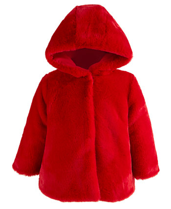 Baby Girls Statement Coat, Created for Macy's First Impressions