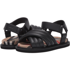 Clangley Check Sandal (Малыш / Малыш) Burberry Kids
