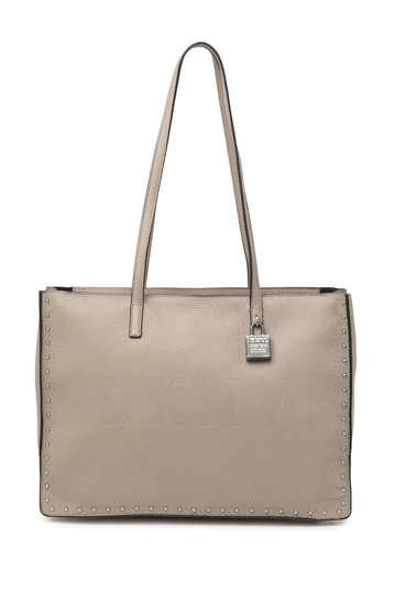 Commuter Large Logo Tote Bag DKNY