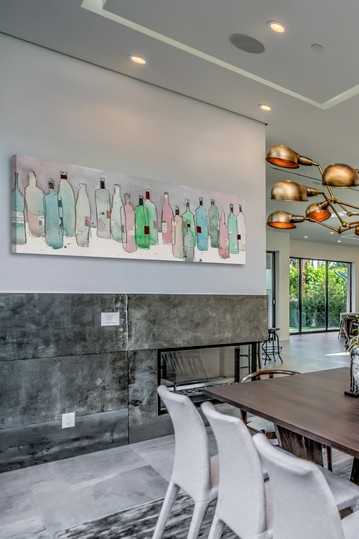 Wine Party III Wall Art Marmont Hill Inc.