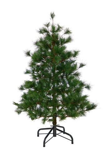 4ft. Yukon Mixed Pine Artificial Christmas Tree NEARLY NATURAL