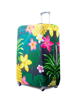 Prints 28-30 in. Luggage Cover American Green Travel