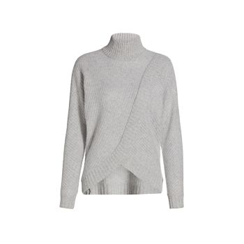 COLLECTION Cashmere Turtleneck Sweater Saks Fifth Avenue