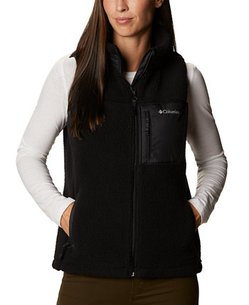 Hooded Fleece Vest Columbia