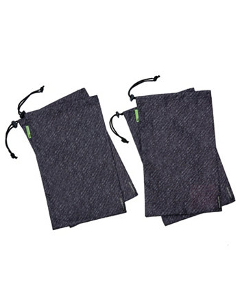 Set of 4 Antimicrobial Shoe Bags Travelon