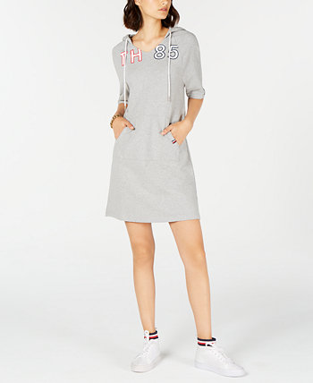 Hooded Sweatshirt Dress, Created for Macy's Tommy Hilfiger