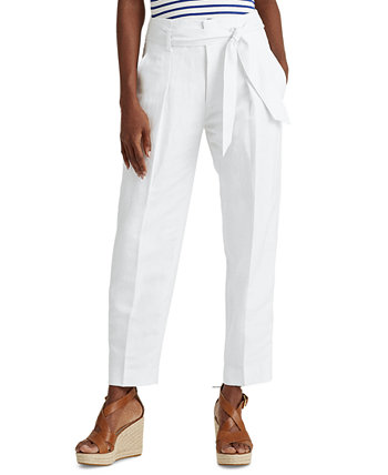 Cropped High-Rise Pants Ralph Lauren