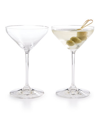 Extreme Martini Glasses, Set of 2 Riedel