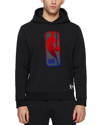 BOSS Men's BOSS x NBA Hooded Sweatshirt BOSS Hugo Boss