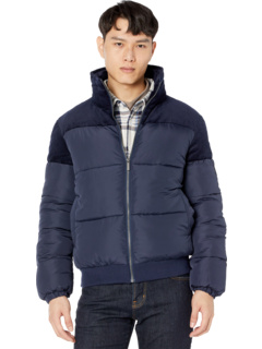 Noah Puffer Jacket with Corduroy Trims NATIVE YOUTH