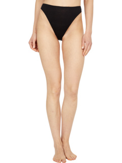 Feather Weight Rib High Cut Brief Only Hearts