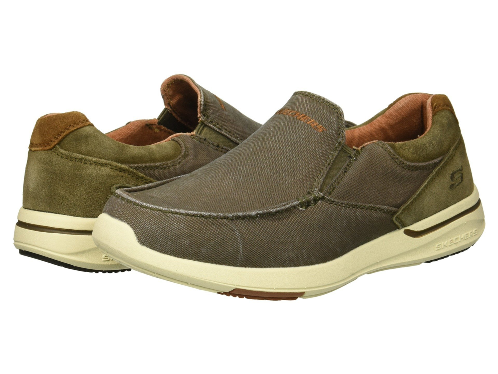 Relaxed Fit®: Elent - Olution SKECHERS