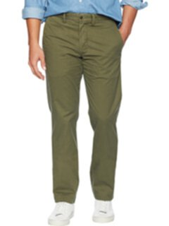 Straight Fit Stretch Chino Ralph Lauren