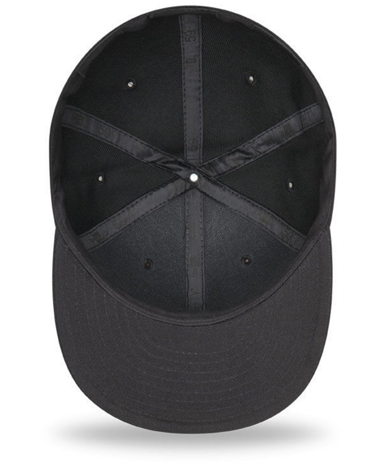 Канзас-Сити Роялс Блэкаут 59FIFTY FITTED Cap New Era