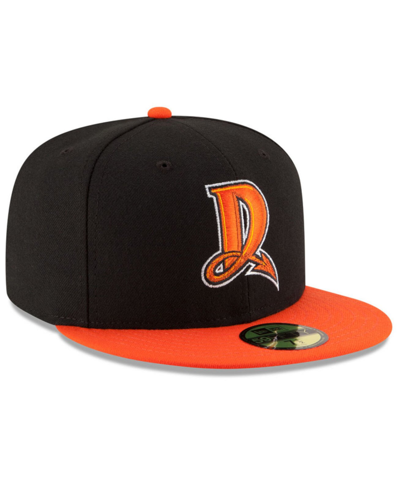 Dayton Dragons AC 59FIFTY Установленная кепка New Era