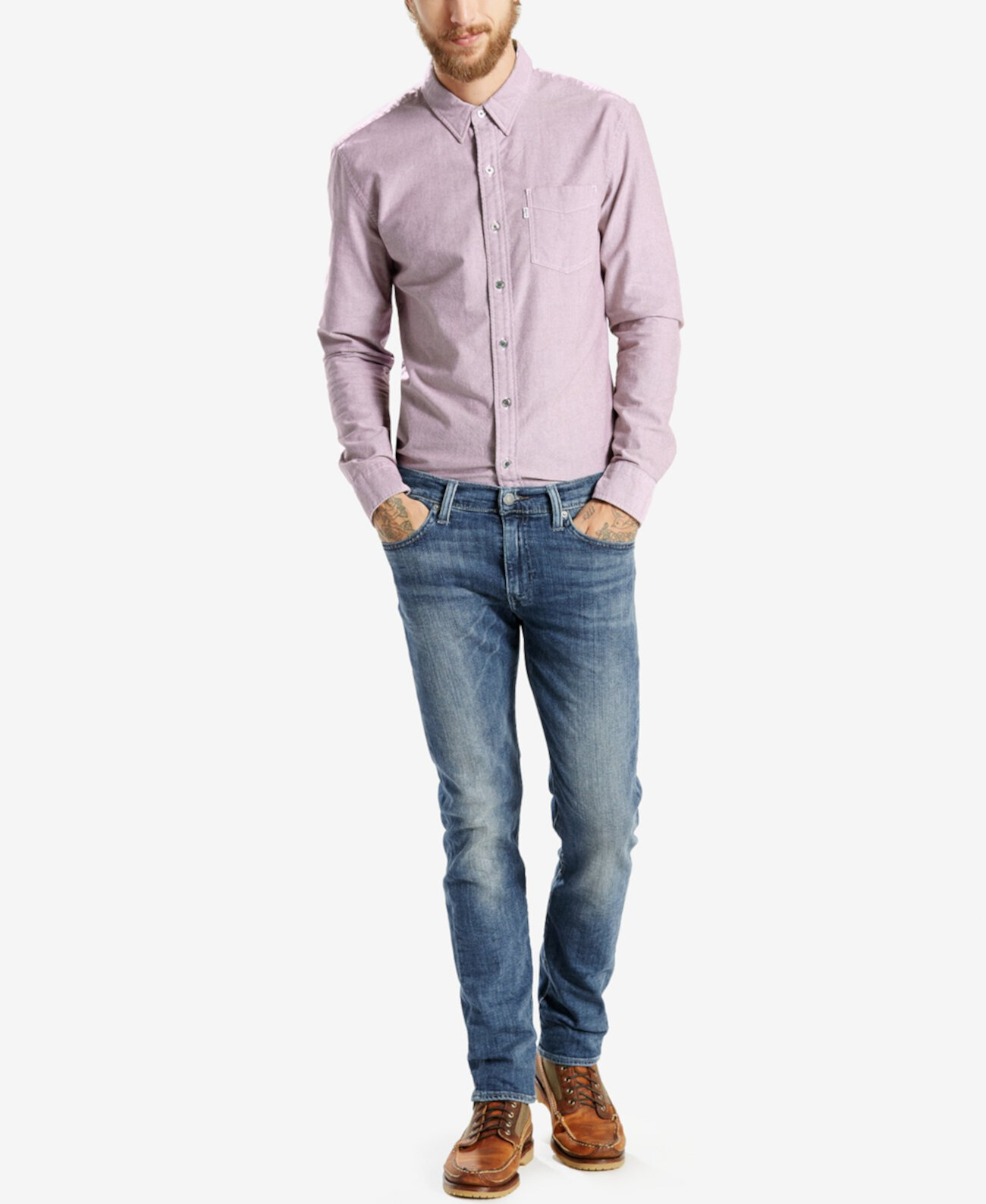 Мужские джинсы Slim Fit Leviâ € ™ s® Flex 511 ™ Levi's®