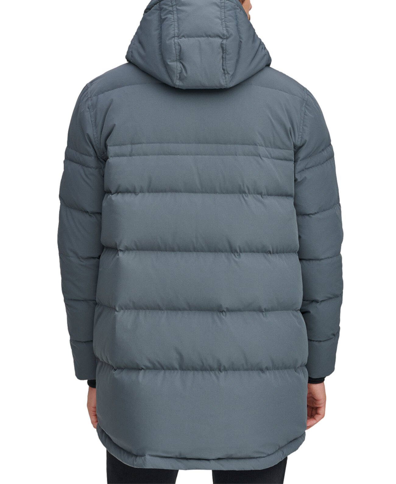 Marc New York by Andrew Marc Mens Holden Hooded Parka Jacket