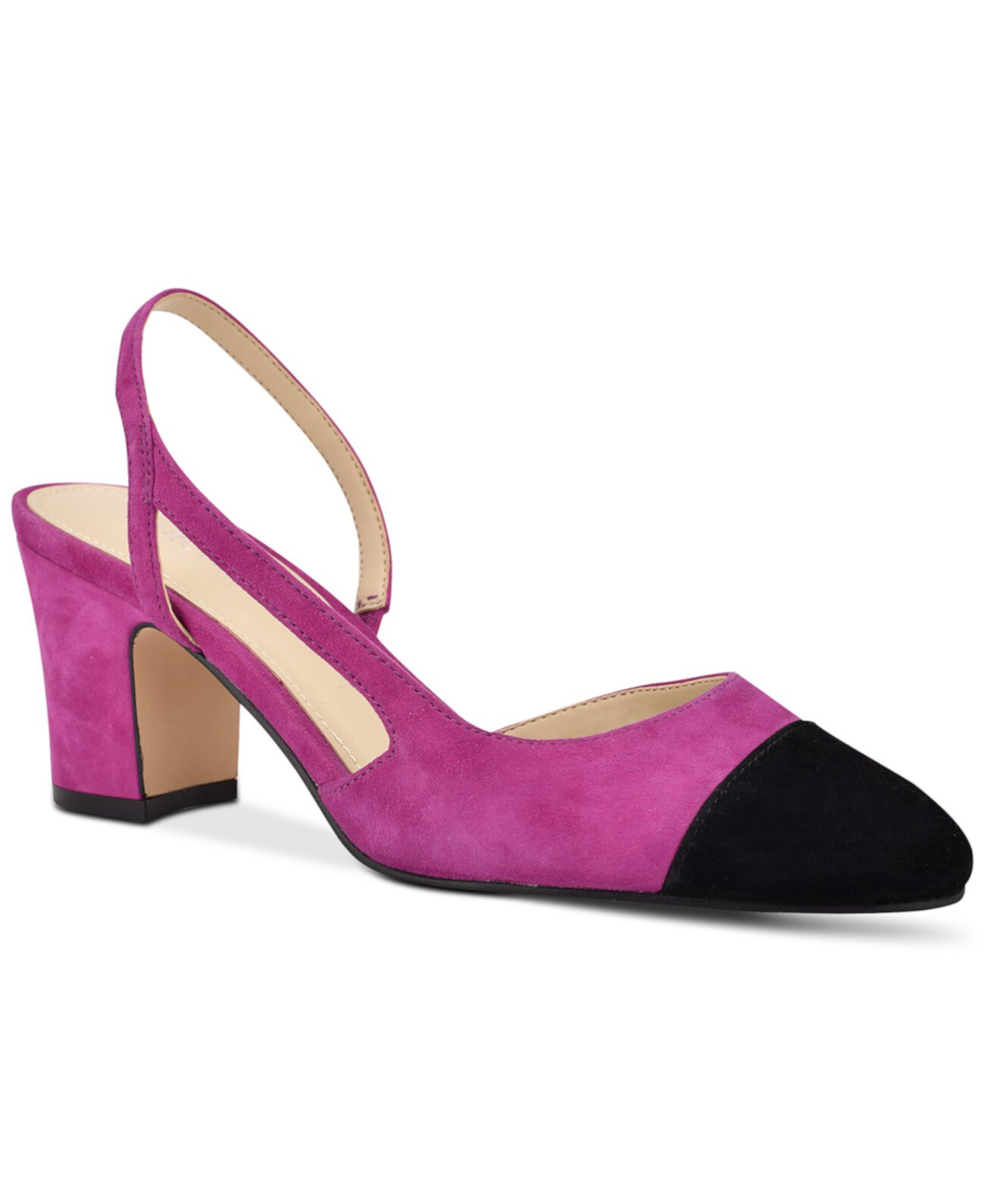 Laynie Slingback Pumps Marc Fisher