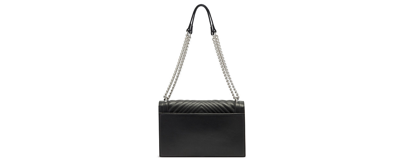 INC Ajae Flap Chevron Quilted Crossbody, Created for Macy's INC International Concepts